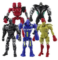 Wholesale Real Steel Series Action Figure Sets