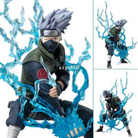 Wholesale Naruto Shippuden PVC Action Figures Collection Model Toy Hatake Kakashi Action Figure