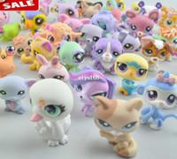20 шт/много My Littlest Pet магазин ПЛАСТИНОК Animasl сыпучих действий цифры коллекции игрушки подарок для принцессы Горячие продать Бесплатная доставка