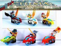 Wholesale Classic Toys Super heroes CHIMA Star wars Block dolls Ninja Blocks ABS Action Mini Figures Minifigures Toys Kid s Gift