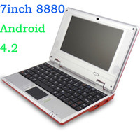 VIA 8880 VM8880 7Inch Netbook Notebook Dual core Android 4. 2...