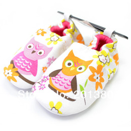Wholesale NEW boy s shoes cotton Baby GIRL First Walkers brand animal prints
