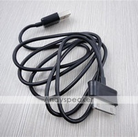 Wholesale 1M FT Cable For P7500 P6800 P1000 Cable Data Charging Cables USB Sync M for Samsung Galaxy Tab