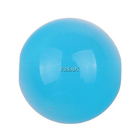 gumball beads - Jelly Blue Beads mm Round Acrylic Solid Beads Gumball Beads Summer Beads for DIY Bracelet Necklace Handmade Accessories A15