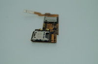 For Samsung   For LG Optimus G Pro E980 Sim card Memory SD Card Holders Flex Cable 100% Guarantee Good quality