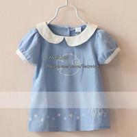 Girl Summer Standard Children Shirts Girls Cute Shirt Fashion Princess Shirts Kids Child Clothes Short Sleeve T Shirts Children Clothing Tee Shirts Child Shirt