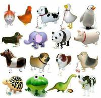 achat en gros de jouets pour enfants filles-Livraison gratuite 20pcs / lot Assortiment Design Walking Pet ballon hybride Modèles de ballons animaux Jouets de fête des enfants Boy Girl Gift