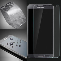 Screen Protectors World's thinnest No Chinese Letter Retail New premium Explosion- Proof 9H 0.2MM 2.5D Tempered Glass Screen Protectors Films For Samsung galaxy S3 Mini i8190 Retail Packag