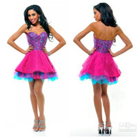 Colorful Homecoming Dresses - Dress Xy