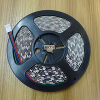 Wholesale roll m led strip light non waterproof leds m cool white blue red green yellow from cardmate