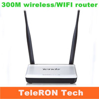 Wholesale wireless WIFI router Mbps b g n access point signal booster ports router for home network repeater Tenda M