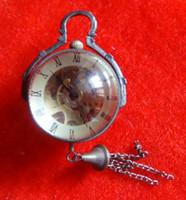 balls art works - crystal mechanical ball watch clock work well
