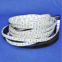 Wholesale NEW DC12V M leds M leds W Waterproof IP65 RGB White Color LED Tape SMD5050 RGBW LED Strip Light