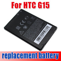 Wholesale Best selling BH11100 Replacement battery for HTC G15 C510e Desire S PG88100 S510E Saga Salsa mah Goodbiz