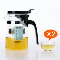 Glass tea set - Kamjove k tea cup tea pot elegant cup glass tea set glass cup