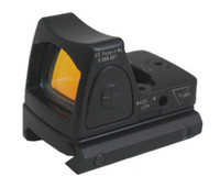 Wholesale Trijicon Style Red Dot Sight Can adjust the brightness With Switch For Hunting