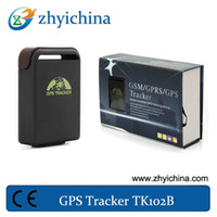 19cm*13cm*6cm TK102B 0.5kg 2014 Hot selling GPS tracker Promotion Low cost Vehicle Realtime car personal mini GPS Tracker TK102 for persons and pets
