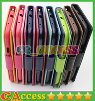 Wholesale S5 Mercury Fancy Diary Leather Case with Money Credit Card Slot Holder PU Leather colors For Samsung Galaxy S5 S3 S4 note note