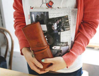 Wholesale Hot Selling Twilight New Moon PU Leather Pencil Case Cosmetic Pouch K08101
