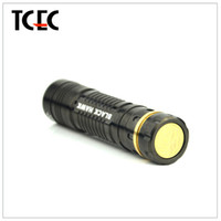 Cheap Hot mechanical mod ecig panzer mod clone black panzer with Magnetic switch free shipping by DHL