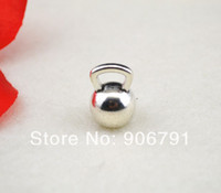 Wholesale a fashion design sport Kettle bell charms RB15524