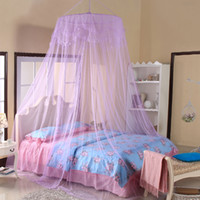 Wholesale Lace princess nets Korea ceiling dome mosquito nets court nets encryption students