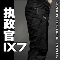 Wholesale High quality Men s Outdoor Military Tactical Hiking Pants Waterproof Windproof Sports Army camouflage Pants Mountaineering Slim Camping Pant