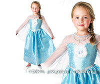 Wholesale 9 off new Fashion Korean version High grade Princess dress summer FROZEN ELSA ANN drop shipping on sale in stock BJ