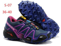 Women Spring and Fall Mesh free shipping top quality!2013 new men salomon sneakers salomon hiking boots salomon outdoor running shoes training shoes