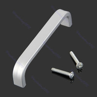 Ceramic star21702 Furniture Handle & Knob Free Shipping 5Pcs Lot Aluminum Alloy Cabinet Bathroom Kitchen Cupboard Drawer Door Knob Handle Grip