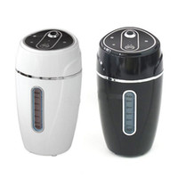 Wholesale Mini Car USB humidifier negative ion car oxygen bar car air purifier mini usb gift in1 USB Car Adaptor Mini Air Humidifier in