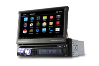 Wholesale Androi d7Inch Universal Car DVD Player With Radio Bluetooth SD USB GPS Navigation