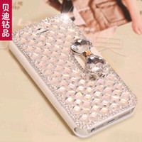Cheap For Apple iPhone 2014 new case Best Leather White high quality for iphone
