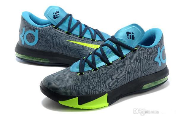 Baratos Zapatos de Baloncesto KD KD 6 VI Lo que el KD Zapatillas de Deporte de