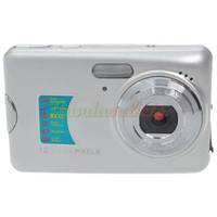 Wholesale 2 quot TFT LCD CMOS MP Digital Video Camera with X Digital Zoom Silver Retail