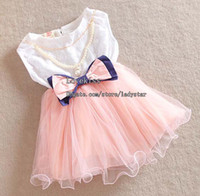 childrens wear - Childrens Girls Cute Dresses Child Clothes Baby Summer Dress Kids Wear Casual Dresses Fashion Princess Dress Children Clothing Lace Dresses