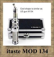 itaste 134 - Innokin itaste MOD Original itaste M134 iclear atomizer Clearomizer Variable Wattage battery Luxury and Honored Vaporizer