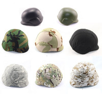 Wholesale 2pcs Tactical Standard military troops helmet PASGT Kelver Swat cover for M88 helmet Airsoft