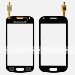 Digitizer For Samsung Galaxy Trend gt S7560 S7562 Touch Screen Glass Digitizer Replacement; DHL Free