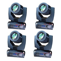 Wholesale Best Price XLOT W Sharpy Beam Moving Head Light DMX Channels Gobo Face Prism for Stage Effect