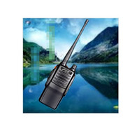 Wholesale Dual Band UHF VHF136 MHz Walkie Talkie FD Two Way Radio Intercom10W CH Interphone Portable Radio Transceiver