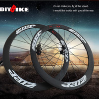 Wholesale Cost Price ZIPP mm Firecrest clincher Tubular bike wheels c carbon fiber road racing bicycle wheelset