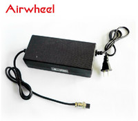 Wholesale V V charger for electric scooter special use exclusive use of Airwheel X3 X5 X6 Q3