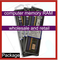 Wholesale Desktop DDR RAM MHz MHz MHz Mb GB GB Computer Memory Card Compatible with All Motherboard Work For Intel and AMD