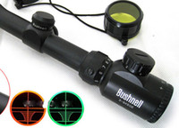 Wholesale free shiping x50EG Hunting Red Green Illuminated Air Rifle Scope Sight