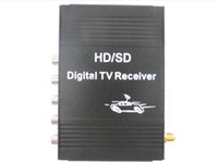 Cheap Car Digital TV Tuner Receiver Box For US ATSC-MH Automobile HD Digital TV Receiver For USA