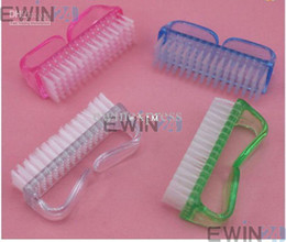Wholesale Nail Art Cleaning Brush After File Manicure Pedicure