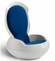 Leisure Chair egg chair - Open close Egg design Glass fiber fashion Leisure chair sea
