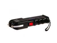 Wholesale Muifunction LED Flashlight Rechargeable Electronic shock self defense device stun gun led flashlight for self safety protection