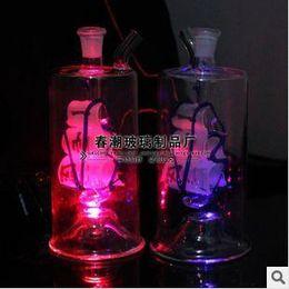 Wholesale Hookah Hookah glass light smooth sailing
